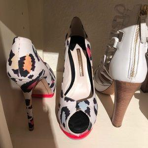 Leopard Sophia Webster Heels 👠